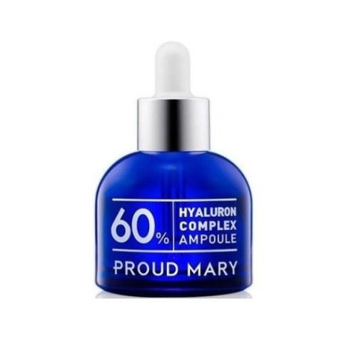 Увлажняющая ампульная сыворотка с гиалуроновой кислотой Proud Mary Hyaluron Ampoule, 50 мл