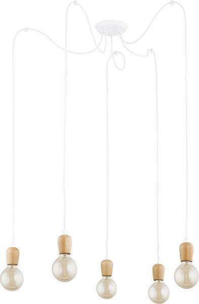 Люстра подвесная TK Lighting Qualle 1517