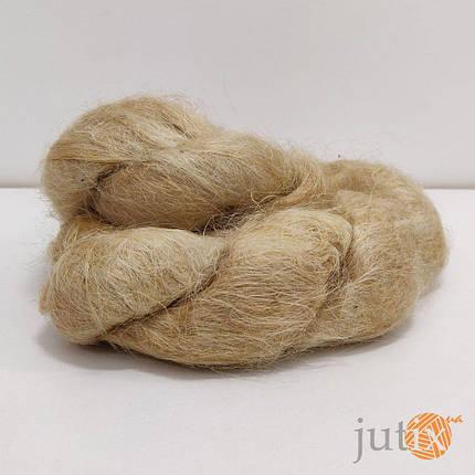 Джутовое волокно (пакля) 250 г, фото 2