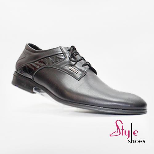 Туфлі чоловічі класичні зі шкіри