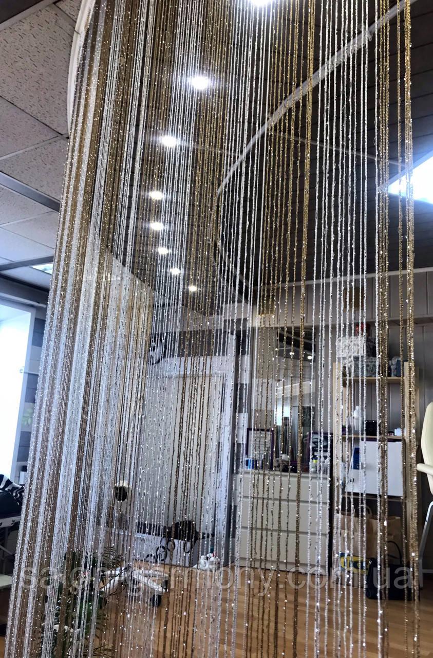 Нитяные шторы Радуга Дождь (105): продажа, цена в ...