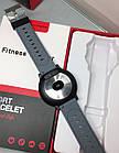 Розумні годинник Smart Watch Смарт годинник B18 Наручні смарт годинник з вимірюванням тиску і пульсометром, фото 8