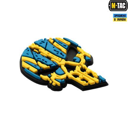M-TAC НАШИВКА UKRAINIAN PUNISHER 3D ПВХ, фото 2