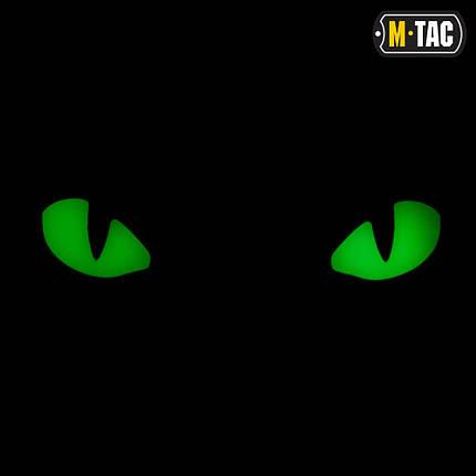 M-TAC НАШИВКА CAT EYES 3D ПВХ COYOTE, фото 2