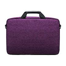 """Сумка для ноутбука 15.6"""" Grand-X SB-139P, фиолетовая, 38 х 26 х 5 см, фото 2"""