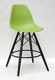 Полубарный стул Nik Eames, ярко-зеленый, фото 2