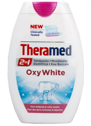 Зубная паста Theramed Oxy White (75 мл.)