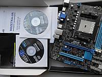 Asus A85XM-A (Rev.1.01) Socket FM2 - в идеале!!!