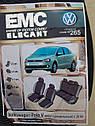 Авточехлы Volkswagen Polo V Sedan (раздельный) с 2010 г, фото 3