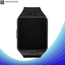 Умные часы Smart Watch DZ-09 Black - смарт часы под SIM-карту и SD карту (Черные) (s37), фото 2