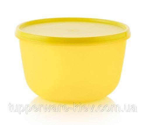 Миска Супер Хит-парад (2 л), в желтом цвете Тапервер
