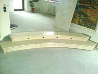 Лестницы и пороги, входные конструкции из камня