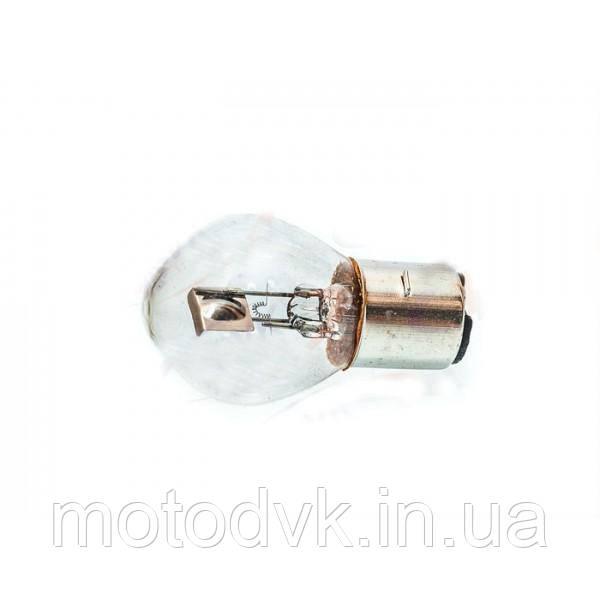 Лампа фары  6v25/25w  B35 (Ява, мопед)