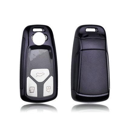 Полиуретановый чехол для ключа Audi A3,A4,A5,A6,A6 ALLROAD QUATTRO,A7,A8,Q2,Q3,Q5,Q7,Q8,R8,RS Q3,RS3,RS4,RS5