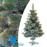 Рождественская искусственная сосна КРЫМСКАЯ ЗАСНЕЖЕННАЯ 300 см, фото 1