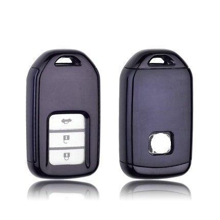Полиуретановый чехол для ключа Honda Accord,Civic,Civic Type R,Crosstour, CR-V,Fit,FR-V,HR-V,jazz,Pilot