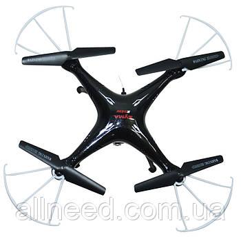 Квадрокоптер Syma X5SW с камерой WiFi (черный)