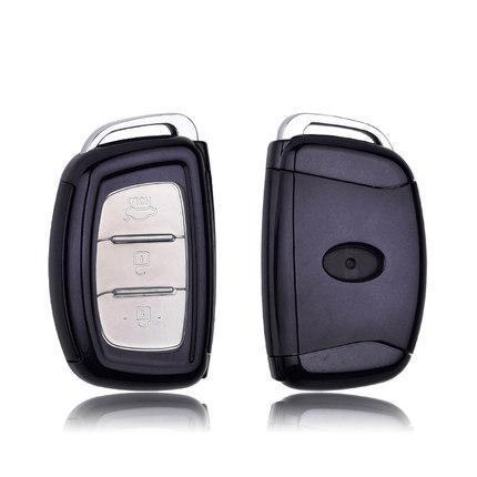 Чехол для ключа Hyundai i10,i20,i40,Accent,Elantra,Sonata, Tucson,Santa Fe,VERNA,Genesis,Getz,IX35