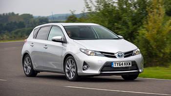 Toyota Auris 2012- (E170)