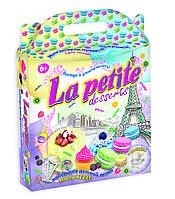 "Набор для творчества Стратег "" La  petite desserts ""( 71309)"