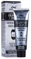 Coloration Color Dark Brown Краска для усов и бороды 3 Темно-коричневый, 60 г