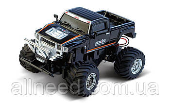 Машинка на радиоуправлении Джип 1:58 Great Wall Toys 2207 (черный, 35MHz)
