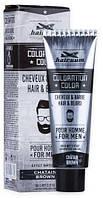 Coloration Color Brown Краска для усов и бороды 4 Коричневый, 60 г