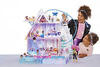 Дом для кукол ЛОЛ Зимнее Шале LOL Surprise Chalet Winter Disco