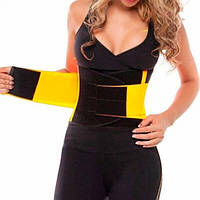 Пояс для похудения Hot Shapers Power Belt утягивающий на липучке Размер L
