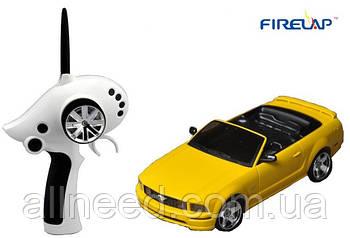 Автомодель р/у 1:28 Firelap IW02M-A Ford Mustang 2WD (желтый)