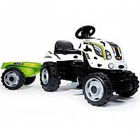 Трактор педальный с прицепом Smoby XL 710113, фото 1