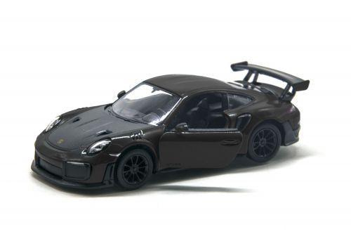 "Машинка KINSMART ""Porsche 911 GT2 RS"" (чёрный) KT5408W sco"