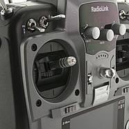 Аппаратура р/у авиа 12к Radiolink AT10 II с приемником R12DS (серый), фото 2