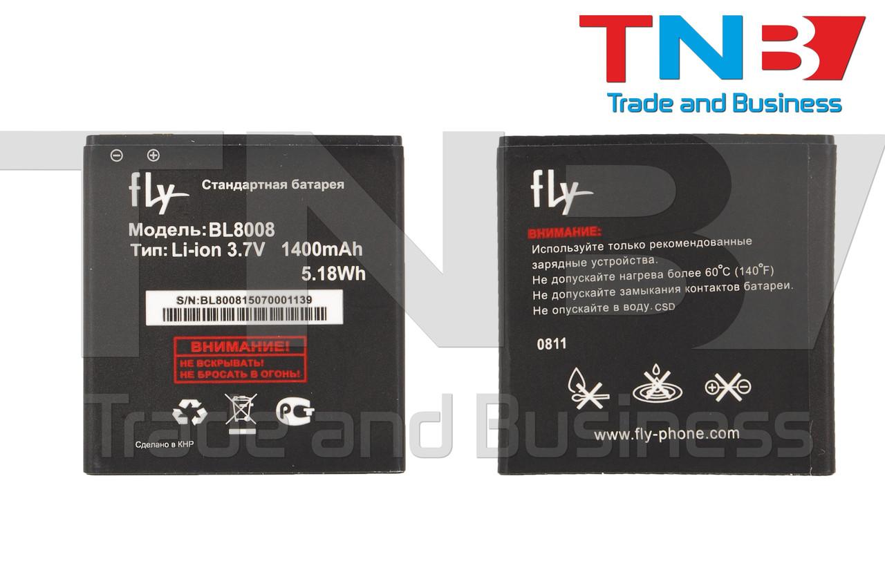 Батарея FLY 60.01.0634 Li-ion 3.7V 1400mAh ОРИГИНАЛ