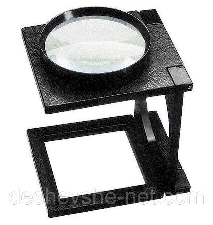 Лупа трансформер Foldable Magnifier