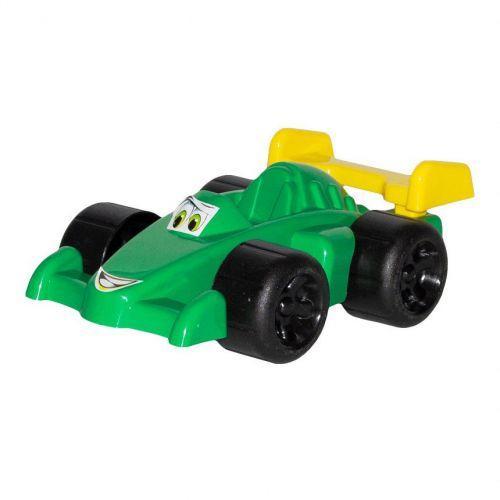 """Гоночная машинка """"формула 1"""" Максик ТехноК (зеленая) - для самых маленьких  sco"""