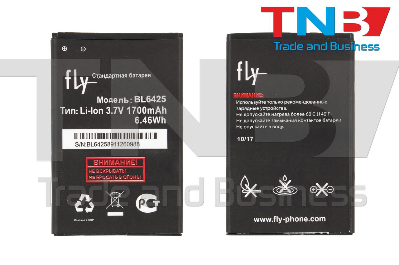 Батарея FLY FS454 Nimbus 8 Li-ion 3.8V 1700mAh ОРИГИНАЛ