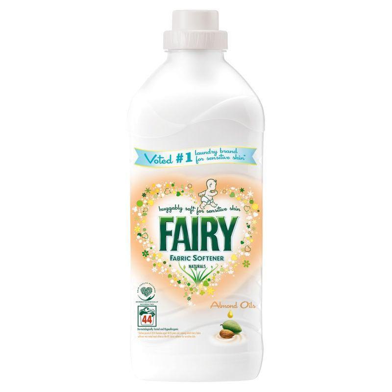 Ополіскувач для дитячих речей Fairy, 44 прання (1100л.)