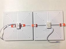 Светодиодный светильник универсальный 24W 5000K квадратный Код.59675, фото 3