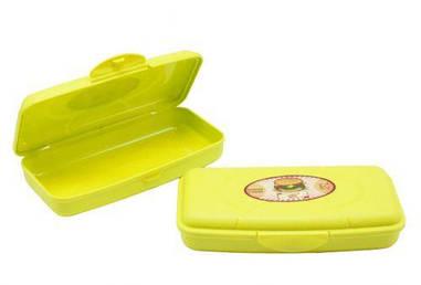 """Ланч Бокс контейнер для еды """"Лимон"""" 0,45 л"""