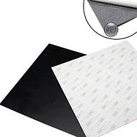 Термоковрик покрытие подложка наклейка 214х214мм для стола 3D-принтера