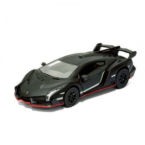"""Машинка KINSMART """"Lamborghini"""" (черная)  sco"""