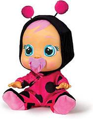 Кукла пупс плакса Леди Ледибаг  MC Toys Cry Babies Lady The Ladybug