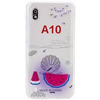 TPU чехол Luxury Diamond full protective для Samsung Galaxy A10 (A105F)