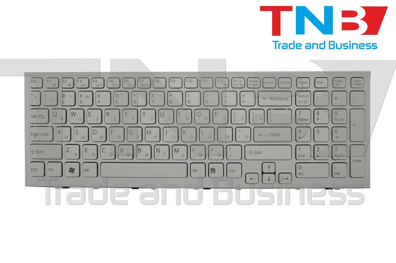 Клавиатура SONY PCG-71911L белая