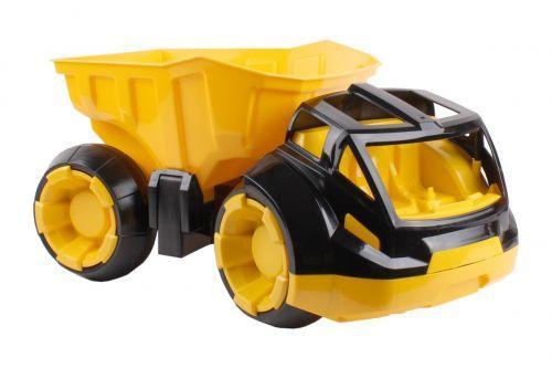 Игрушка самосвал (желтый  scs
