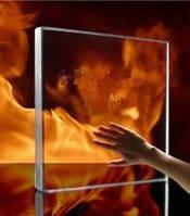 Огнеупорное стекло для каминов донецк
