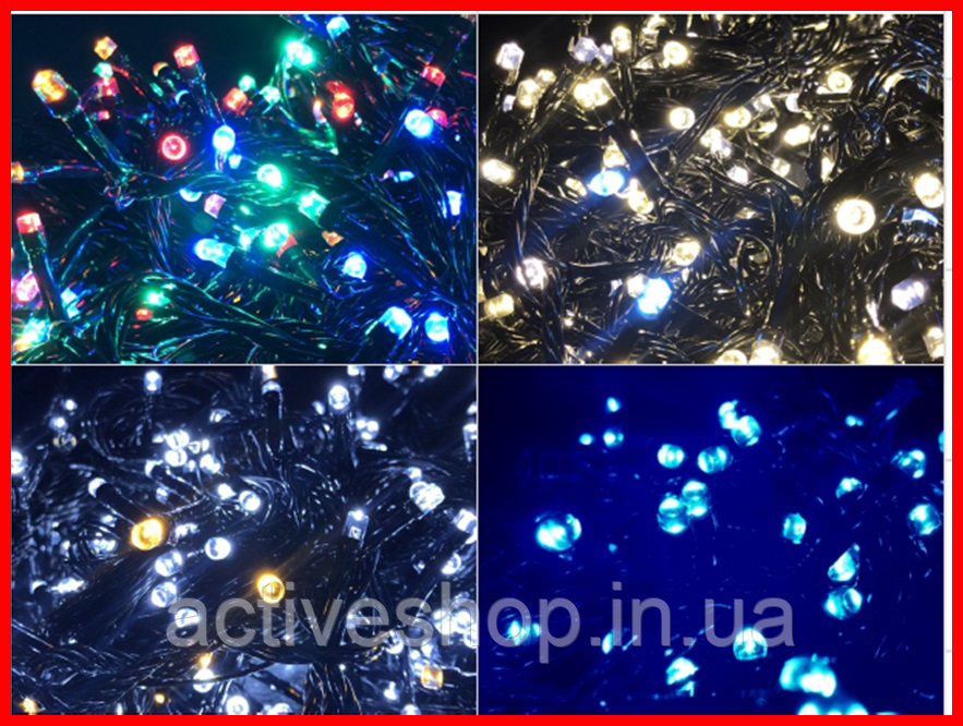 Гирлянда-нить (String light) 400 LED B+M  18 м.
