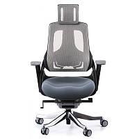 Кресло Special4You WAU SLATEGREY FABRIC, SNOWY NETWORK (E0796)