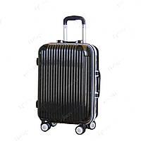 Оригинальный на колесиках пластиковый чемодан,средний SS51022113